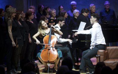 Èxit rotund del Concert d'Any Nou de les Corts